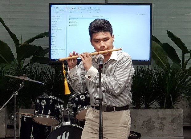 Festival musical promueve intercambios entre Vietnam y Francia hinh anh 1