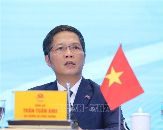 Presidira Vietnam reunion sobre Acuerdo de Asociacion Economica Integral Regional hinh anh 1