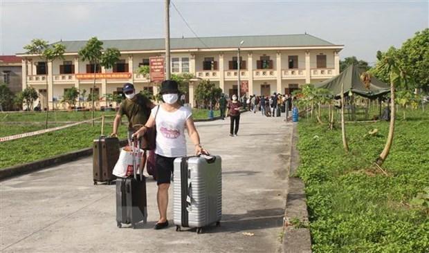 Vietnam lleva 66 dias sin nuevo contagio local de coronavirus hinh anh 1