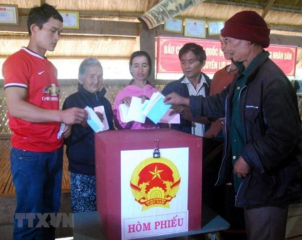 Instruye Buro Politico del PCV sobre elecciones de diputados y del Consejo Popular hinh anh 1