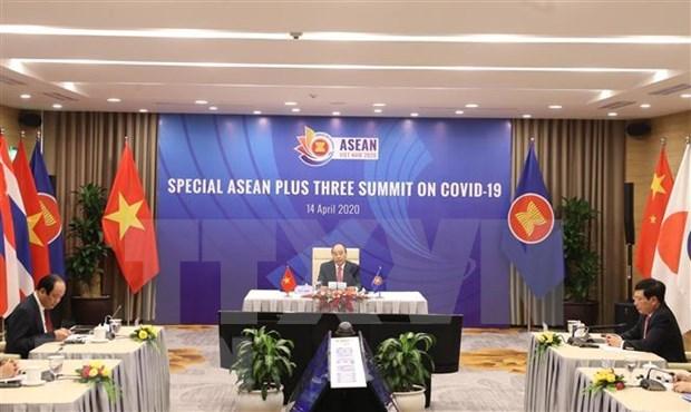 La 36 Cumbre de ASEAN se celebrara de forma virtual, informa Cancilleria vietnamita hinh anh 1