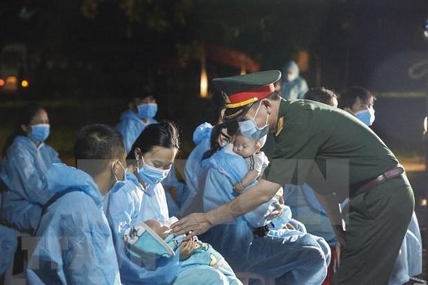 Quedan en Vietnam solo 22 casos afectados por el nuevo coronavirus hinh anh 1