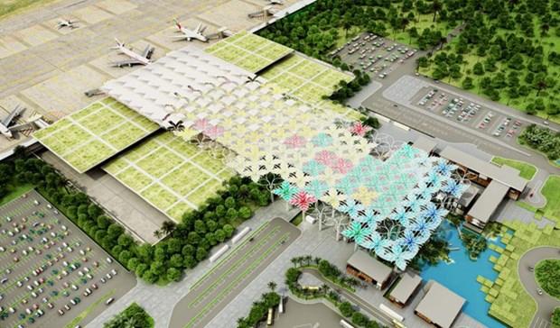 Presentan plan maestro para el aeropuerto mas grande de Camboya hinh anh 1