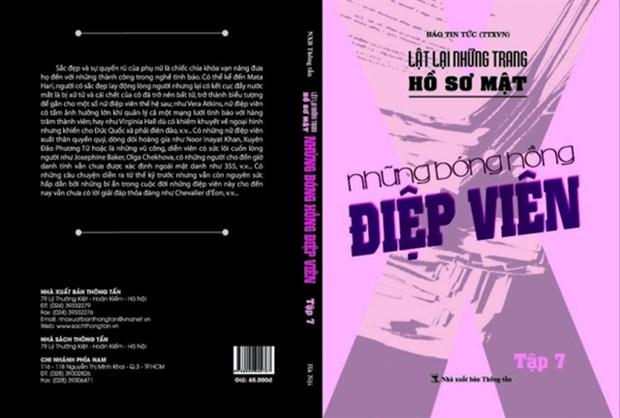 Casa Editorial de VNA lanza libro sobre espias femeninas hinh anh 1
