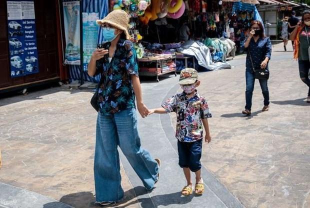 Tailandia no registra nuevas infecciones comunitarias de COVID-19 durante 28 dias hinh anh 1