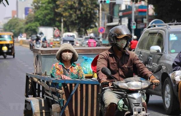 Camboya apoya a personas afectadas por el COVID-19 hinh anh 1