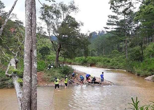 Suspenden torneos de maraton y ciclismo en ciudad altiplana de Vietnam hinh anh 1