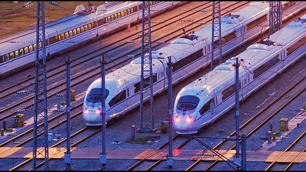 Singapur mantiene plan de ampliacion de red ferroviaria hinh anh 1