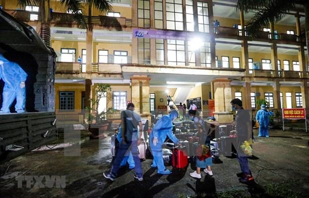 Vietnam sigue sin reportar transmision local de COVID-19 tras 67 dias hinh anh 1