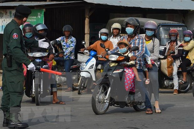 Levanta Camboya limitacion de traslado por frontera con Vietnam hinh anh 1