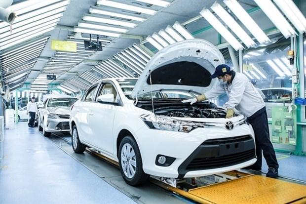 Proponen al Gobierno vietnamita reducir a la mitad tarifa de registro de automoviles hinh anh 1