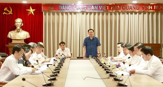 Efectuaran conferencia de promocion inversionista Hanoi 2020 hinh anh 1