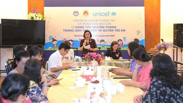 Destacan en Ciudad Ho Chi Minh importancia de la prensa en proteccion infantil hinh anh 1