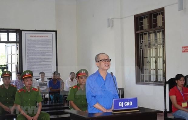 Condenan en Vietnam a propagandista contra el Estado hinh anh 1