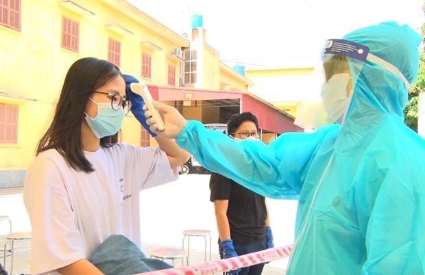 Reporta Vietnam tres nuevos casos de COVID-19, todos importados hinh anh 1