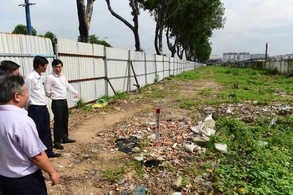 Ciudad Ho Chi Minh por construir segunda linea del metro hinh anh 1