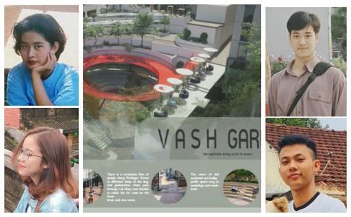 Estudiantes de Da Nang ganan premio en concurso internacional de diseno arquitectonico en Hong Kong hinh anh 1