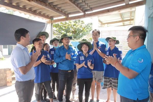 Cooperacion juvenil contribuye a conectividad de la Comunidad de ASEAN hinh anh 1