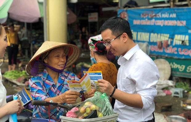 Promueve provincia vietnamita participacion publica en seguro social voluntario hinh anh 1