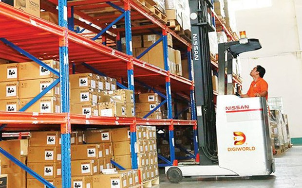 Digiworld distribuira productos de Apple en Vietnam hinh anh 1