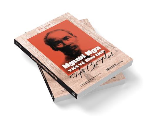 Presentan libro de memorias ¨Los rusos escriben sobre el Presidente Ho Chi Minh¨ hinh anh 1