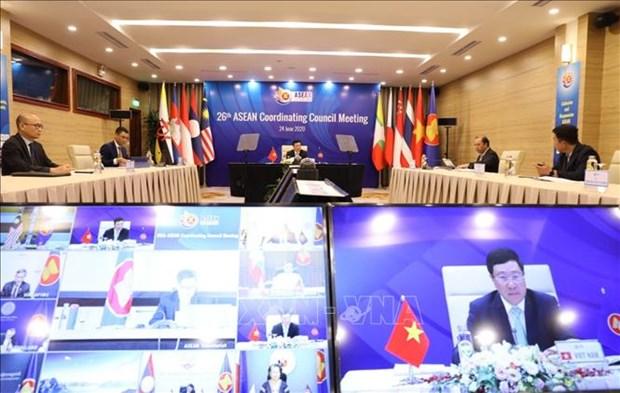 Destaca prensa laosiana exitosa organizacion de reuniones de ASEAN hinh anh 1