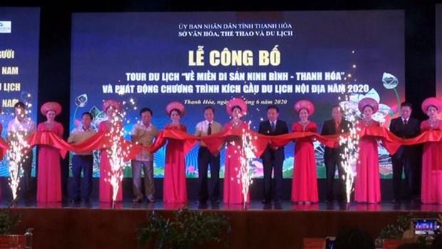 """Anuncian en Vietnam recorrido turistico """"Regreso a la zona patrimonial Ninh Binh-Thanh Hoa"""" hinh anh 1"""
