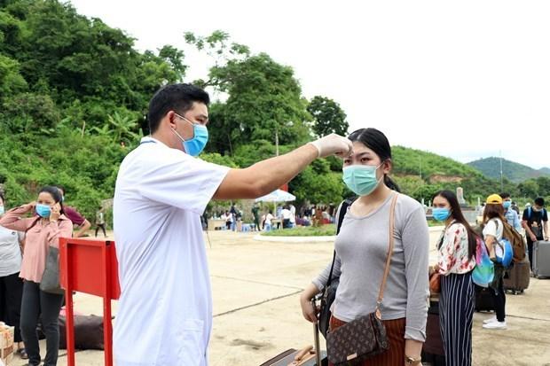 COVID-19: Vietnam libre de transmision comunitaria durante 70 dias consecutivos hinh anh 1