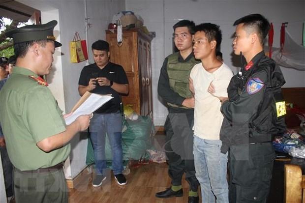 Inician proceso legal contra sujetos por realizar acciones subversivas contra el Estado vietnamita hinh anh 1