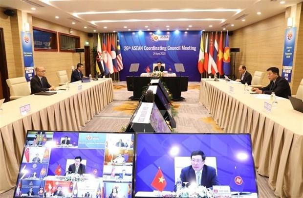 Profesor singapurense valora papel de Vietnam en construccion de Comunidad de ASEAN cohesiva hinh anh 1