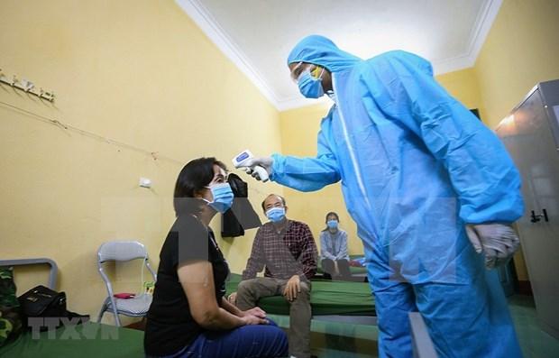 Vietnam libre de infecciones comunitarias del COVID-19 durante 70 dias hinh anh 1