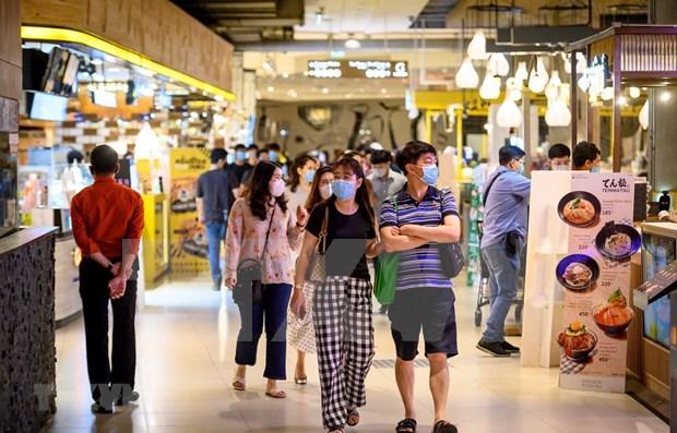 Centros comerciales de Tailandia desean atraer a clientes de los paises CLMV hinh anh 1