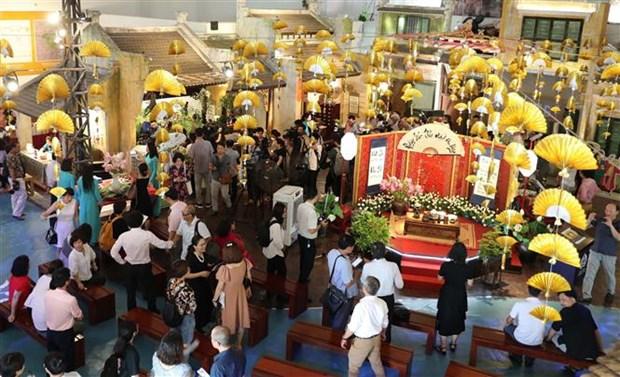 Celebran en Hanoi Festival tradicional de Doan Ngo hinh anh 1