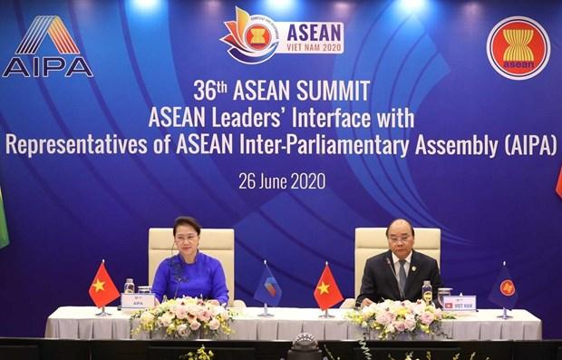 Agenda de Cumbre 36 de ASEAN promueve esfuerzos por Comunidad cohesiva y adaptativa hinh anh 1
