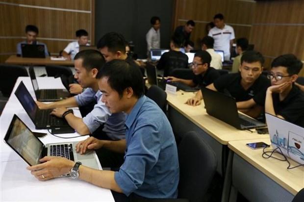ASEAN y Japon realizan simulacro de ciberseguridad hinh anh 1