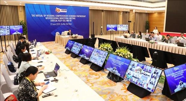 Profesor indio exalta papel proactivo de Vietnam en negociaciones del Acuerdo RCEP hinh anh 1
