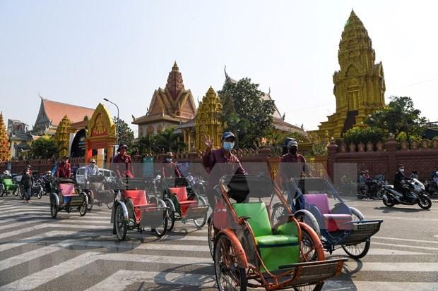 Demanda de electricidad de Camboya baja un 20 por ciento este ano hinh anh 1