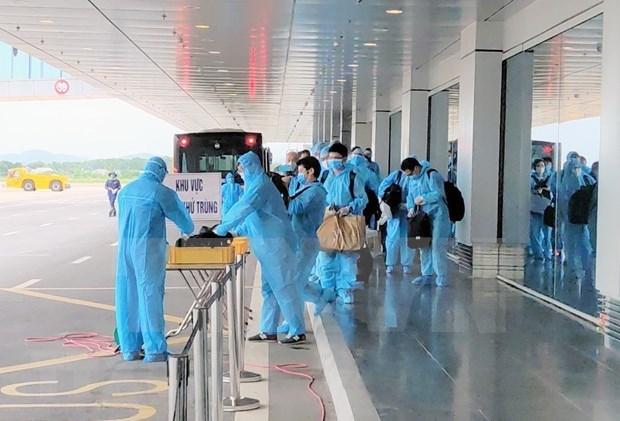 Vietnam amanece sin nuevos casos de COVID-19 hinh anh 1