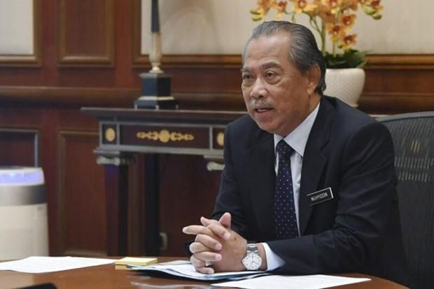 Premier de Malasia exhorta a intensificar la cooperacion de la ASEAN para superar crisis hinh anh 1