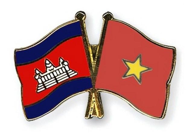 PCV felicita al Partido Popular de Camboya por el 69 aniversario de su fundacion hinh anh 1