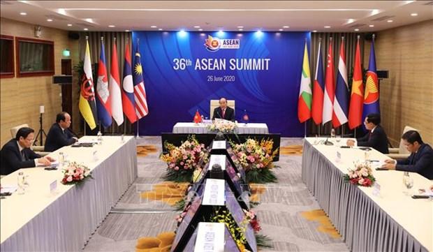Destacan papel de Vietnam para impulsar cooperacion regional frente a COVID-19 hinh anh 1