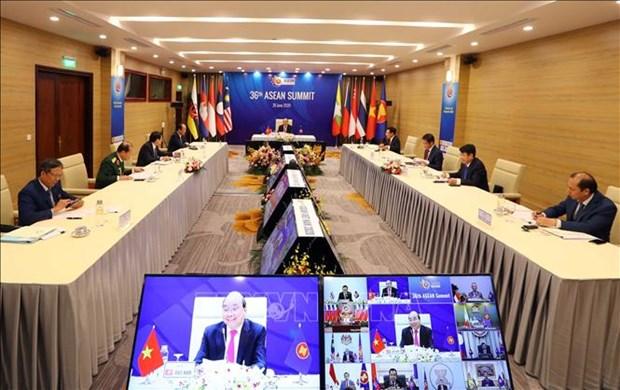La 36 Cumbre de la ASEAN acapara atencion en prensa tailandesa hinh anh 1