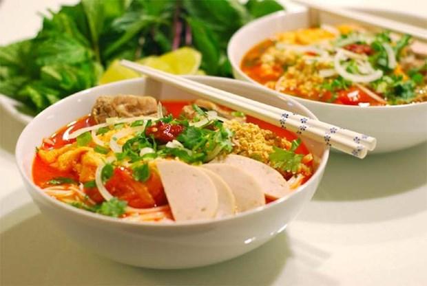 Dos comidas callejeras vietnamitas entre las mas deliciosas de Asia hinh anh 1