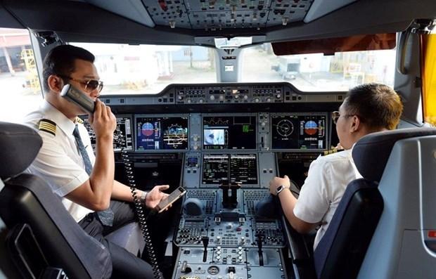 Vietnam interrumpe servicios de pilotos pakistanies para revisar sus titulos hinh anh 1