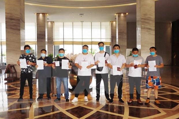 Vietnam: sin nuevo caso del coronavirus en comunidad tras 73 dias hinh anh 1