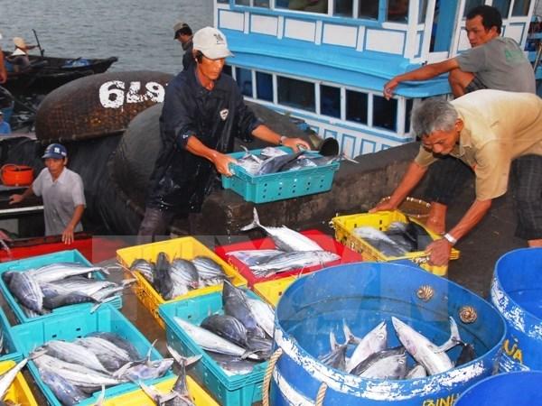 Aumenta produccion acuicola de Vietnam en primera mitad de 2020 hinh anh 1