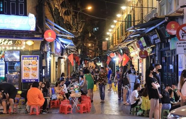 Dismunuye la llegada de turistas extranjeros a Vietnam entre enero a junio hinh anh 1