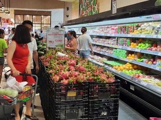 Empresa japonesa AEON promueve consumo de productos agropecuarios vietnamitas hinh anh 1