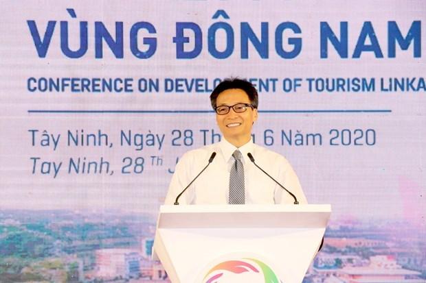 Llaman a impulsar el progreso del turismo inteligente en el Suroeste de Vietnam hinh anh 1
