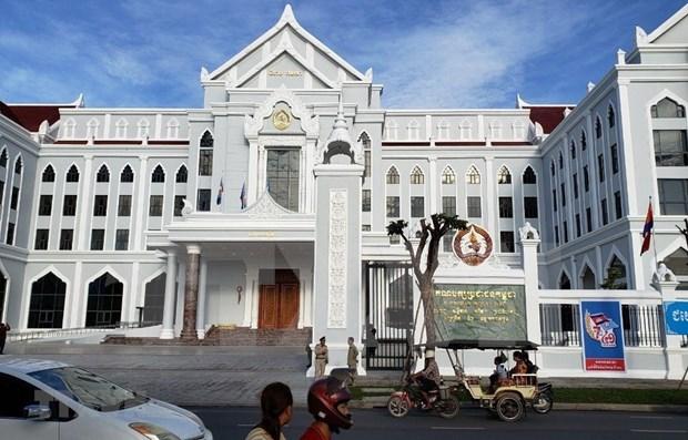 Partido Popular de Camboya inaugura su nueva sede hinh anh 1